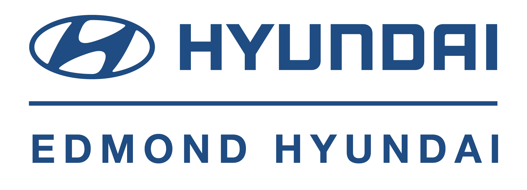 Edmond Hyundai Logo