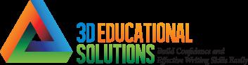 3D Educational Solutions Logo