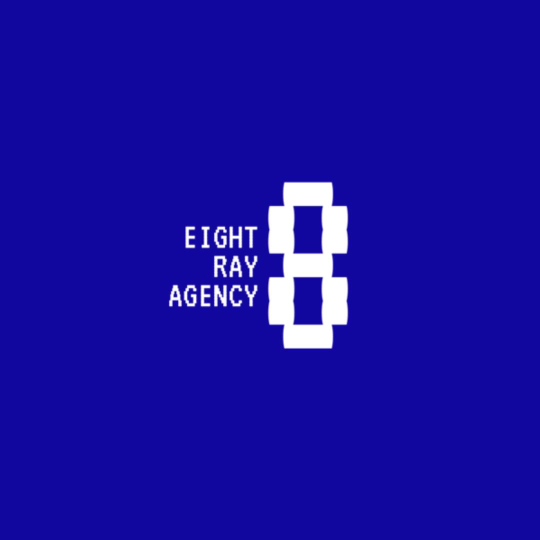 EightRayAgency Logo