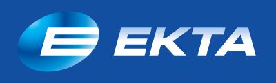 EKTA Company Logo