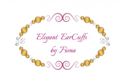 Elegant EarCuffs by Fiona Logo