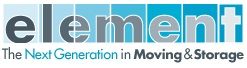 Element Moving and Storage Logo