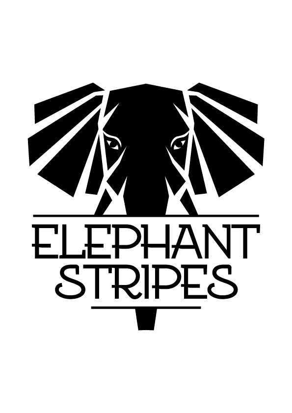 ElephantStripes Logo