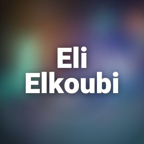 Eli Elkoubi Logo