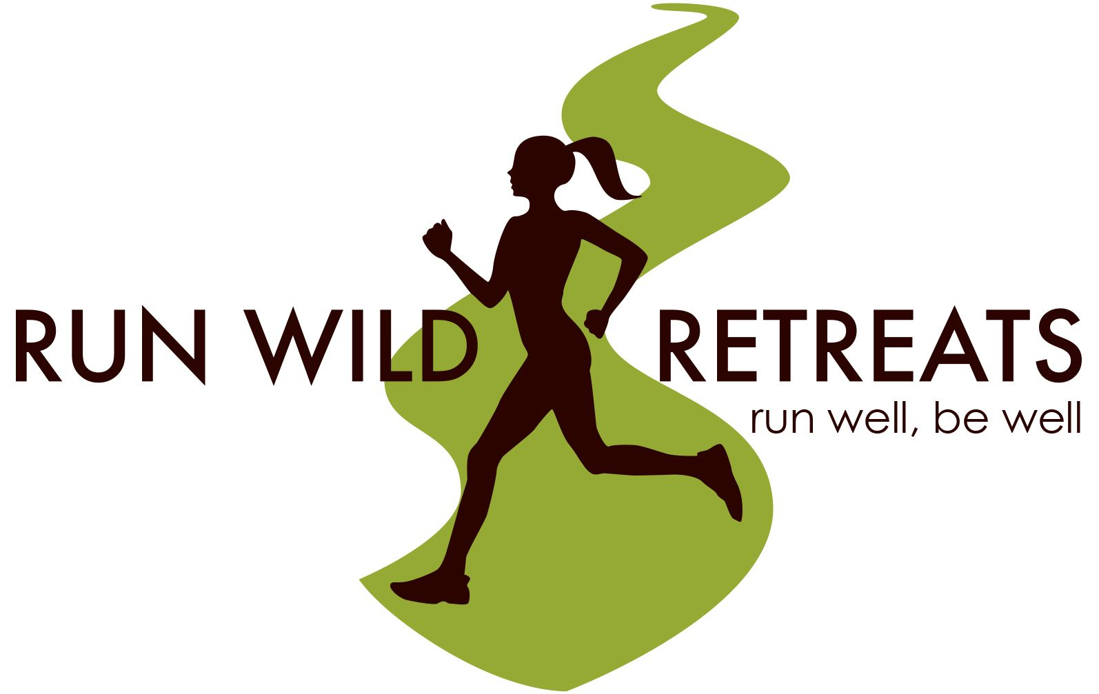 Run Wild Retreats + Wellness Logo