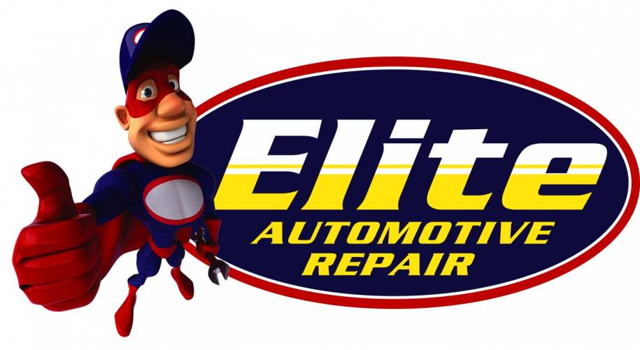 Elite Automotive Repair Logo