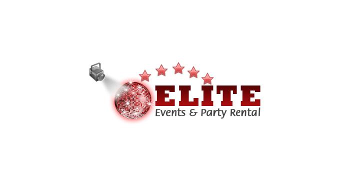 Elite Events & Party Rentals Logo