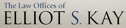 The Law Offices of Elliot S. Kay Logo