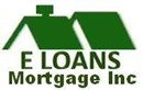 E Loans Mortgage Logo