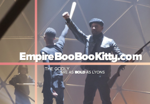 Empire Fox Boo Boo Kitty Logo