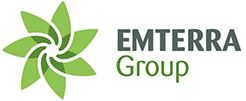 Emterra Group - Waste Management and Recycling Logo