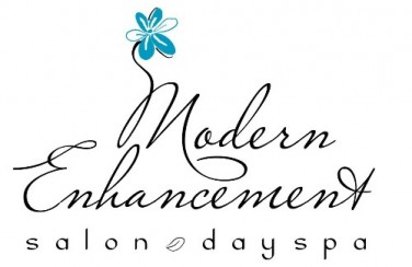 Modern Enhancement Salon & Day Spa Logo