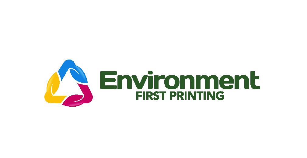 Environment First Printing Logo