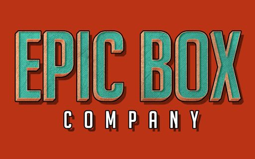 Epic Box Company Logo