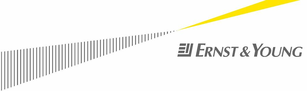 Ernst & Young LLP Logo