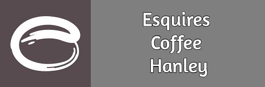 Esquires Coffee Hanley Logo