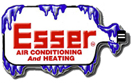 Esser Air Conditioning and Heating Logo
