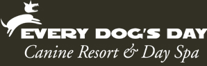 Every Dog's Day Canine Resort & Day Spa Logo