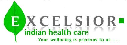 Excelsior Indian Healthcare Logo