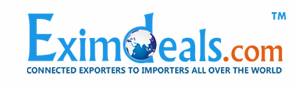 Eximdeals - An Online B2B Marketplace Logo