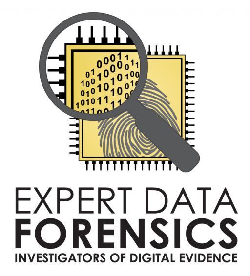 Expert Data Forensics Logo