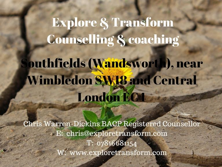 Explore & Transform Counselling & Coaching London Logo