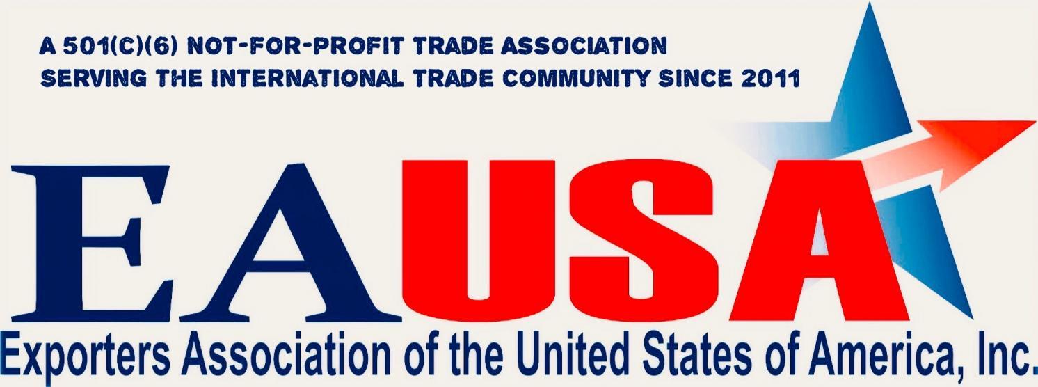 Exporters Association-USA, Inc. Logo