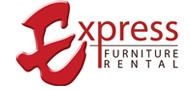 Awesome Express Furniture Rental Logo