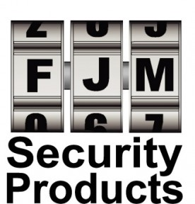 FJM Security Products Logo