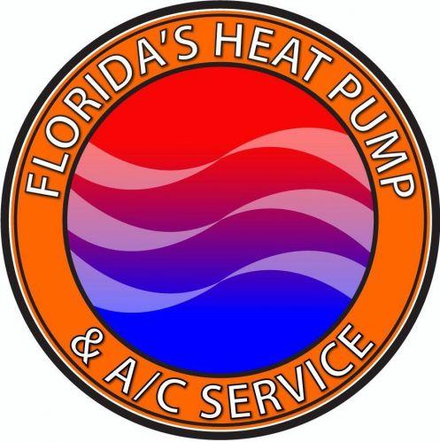 Florida's Heat Pump & A/C Service Logo