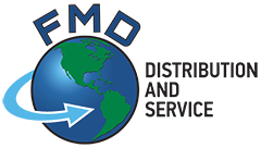 FMD Distribution and Service Logo