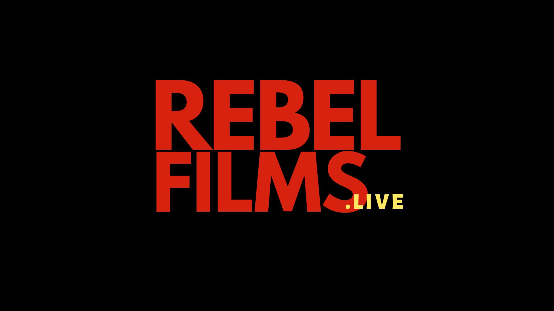 REBEL FILMS Logo