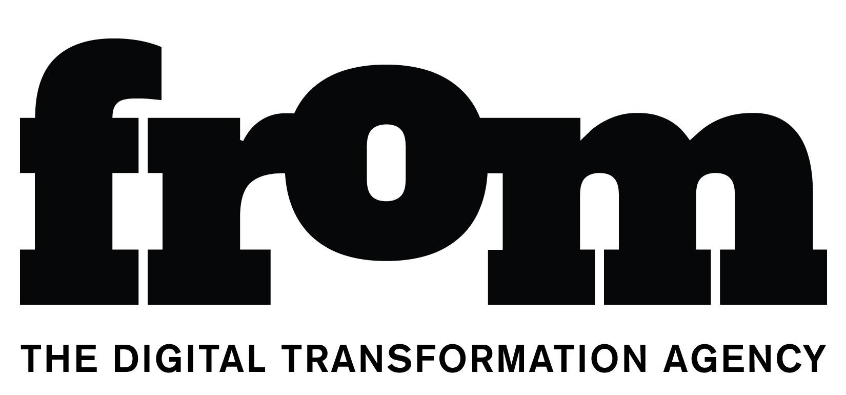 FROM, The Digital Transformation Agency Logo