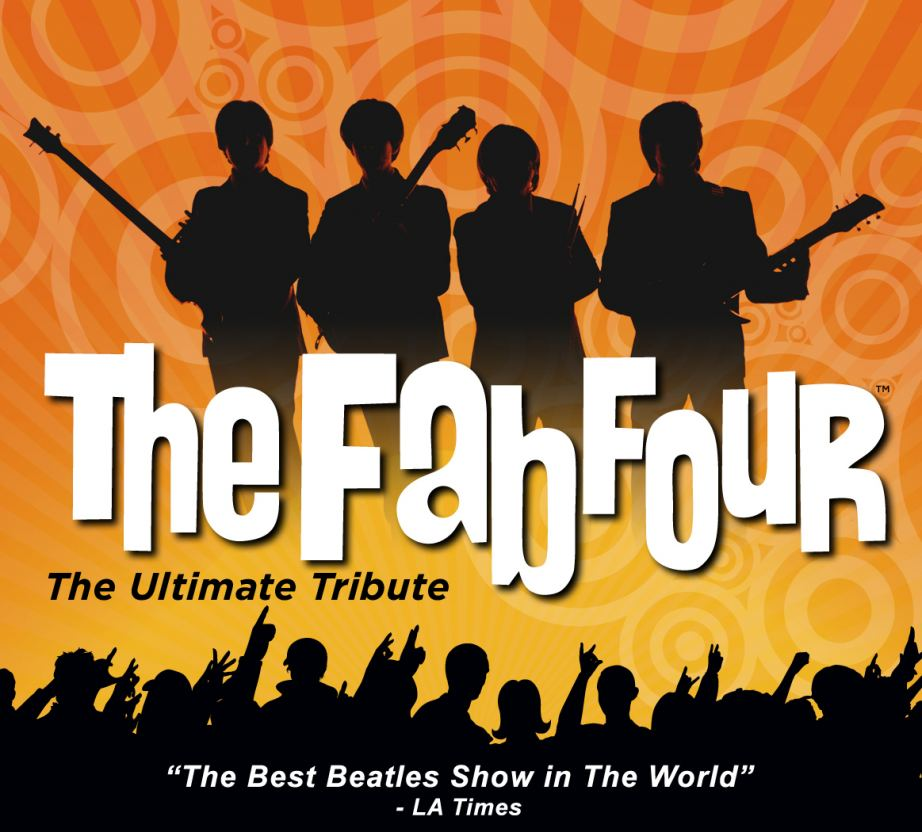 The Fab Four Logo