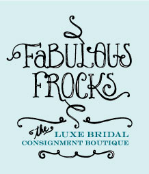 Fabulous Frocks Bridal Logo