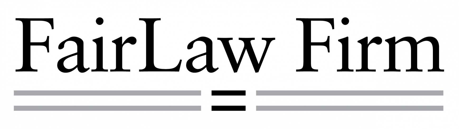 FairLaw Firm Logo