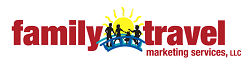 Family Travel Marketing Logo