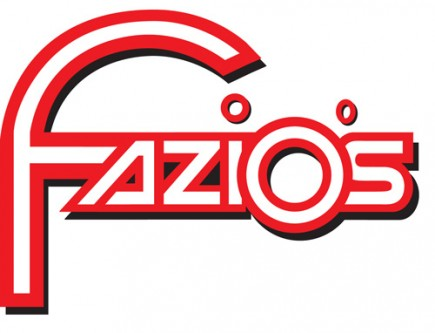 Fazio's Frets & Friends Logo