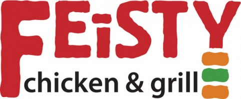 Feisty Chicken & Grill Logo