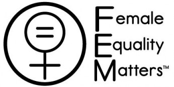 Female Equality Matters Logo