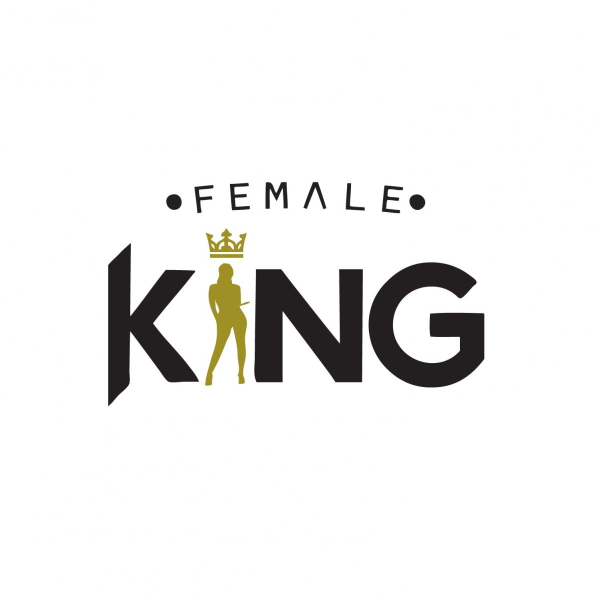 Female King Agency Logo