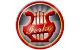 The Jos. A Ferko String Band Logo