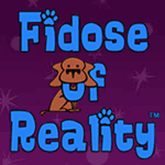 Fidose of Reality Logo