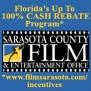 Sarasota County Film & Entertainment Office Logo