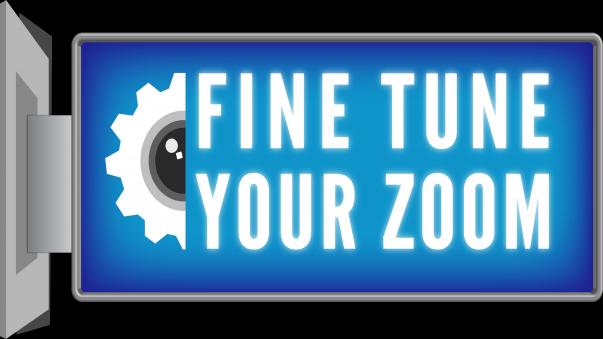 Fine Tune Your Zoom Logo