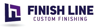 Finish Line Custom Finising Logo