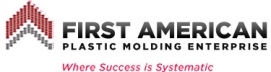 First American Plastic Molding Enterprise Logo