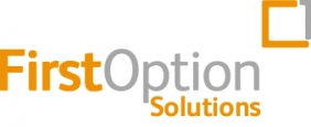 First Option Solutions Logo