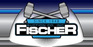 Fischer Auction CO Inc. Logo