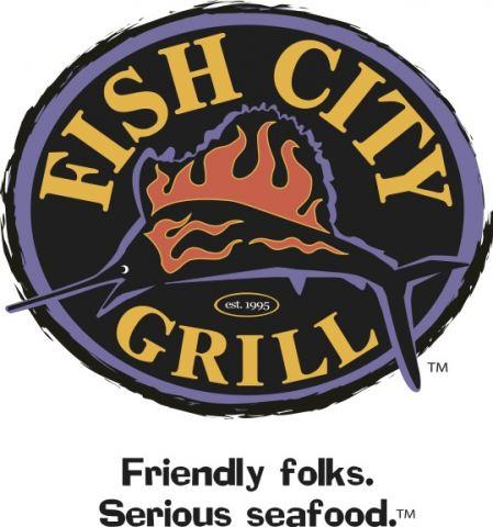 Fish City Grill Logo